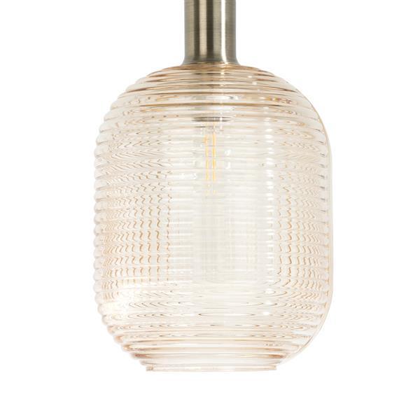 COCO maison Maxime hanglamp 1*E27 - oranje  Lamp
