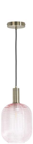 COCO maison Maxime hanglamp 1*E27 - roze  Lamp