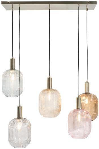 COCO maison Maxime hanglamp 5*E27  Lamp