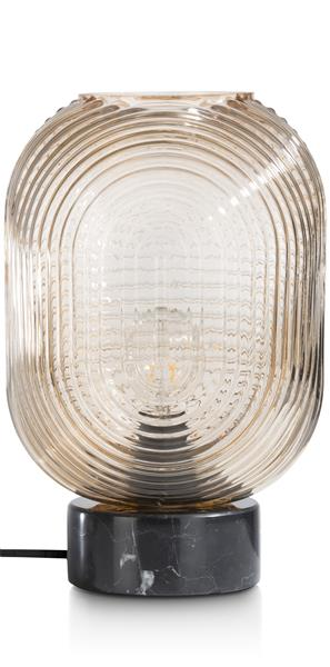 COCO maison Maxime tafellamp 1*E27 - oranje  Lamp