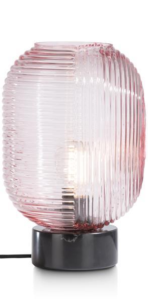 COCO maison Maxime tafellamp 1*E27 - roze  Lamp