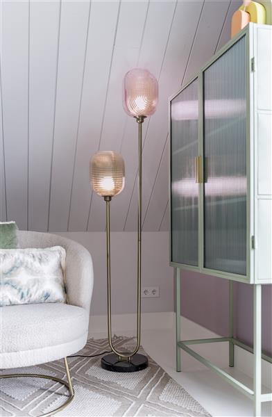 COCO maison Maxime vloerlamp 2*E27  Lamp