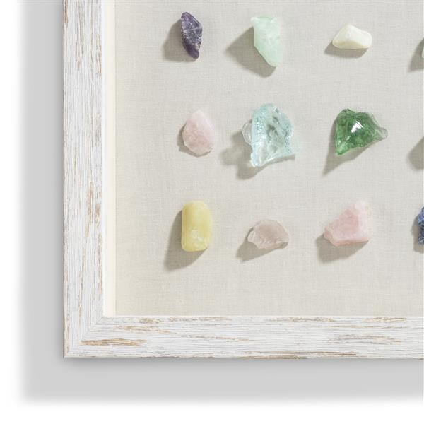 COCO maison Minerals wandobject 50x50cm  Wanddecoratie