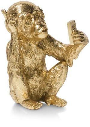 COCO maison Monkey Mike beeld H15cm  Woonaccessoire