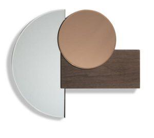 COCO maison Nick spiegel 60x50cm  Spiegel