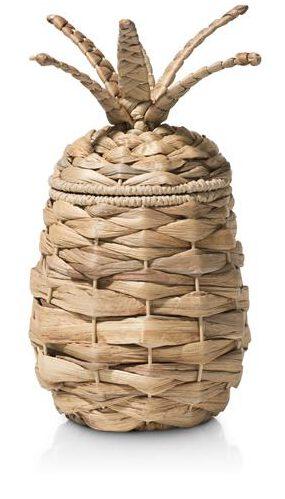 COCO maison Pineapple mand H30cm  Woonaccessoire
