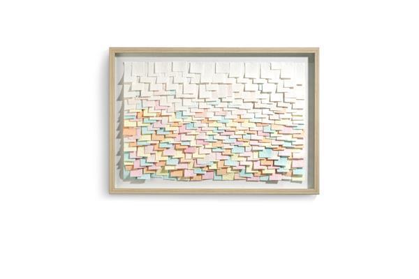COCO maison Post It wandobject 100x70cm  Wanddecoratie