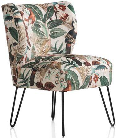 COCO maison Summer Jungle stoel  Woonaccessoire