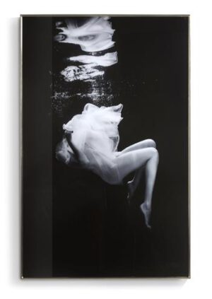 COCO maison Under Water print 90x140cm  Schilderij