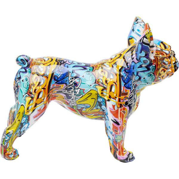 Kare Design Deco Beeld Bully Bulldog deco 52645 - Lowik Meubelen