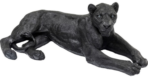 Kare Design Deco Beeld Lion Black deco 52818 - Lowik Meubelen