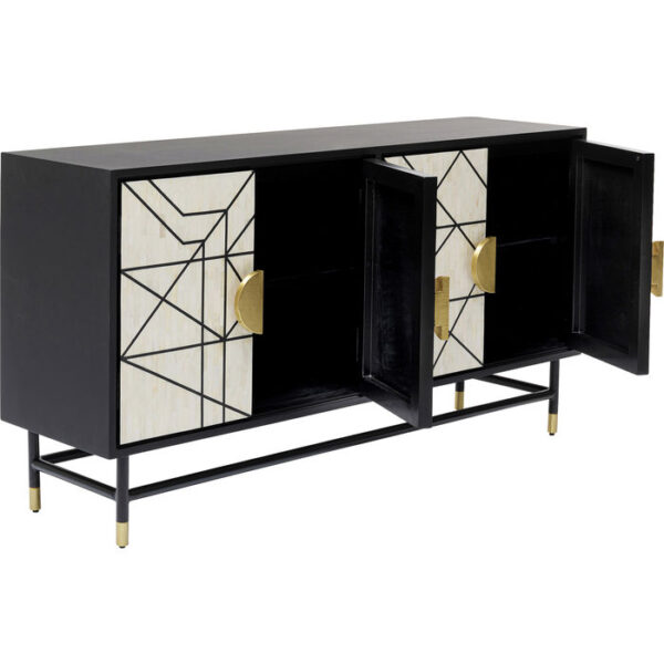 Kare Design Dressoir Credenza 150x80 dressoir 85387 - Lowik Meubelen