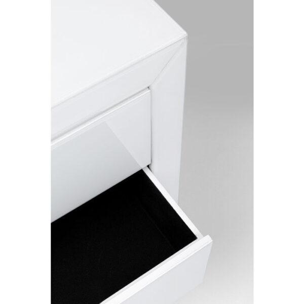 Kare Design Dressoir Luxury Push 3 Drawers White dressoir 85399 - Lowik Meubelen