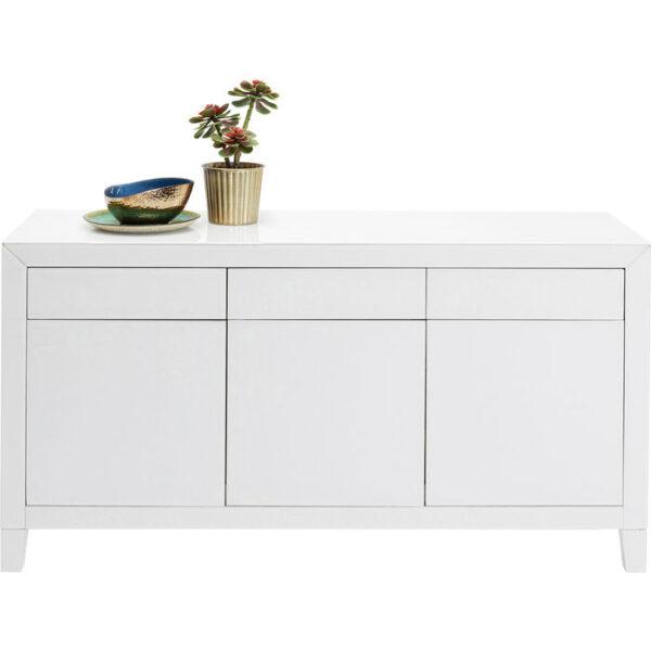 Kare Design Dressoir Luxury Push White dressoir 85397 - Lowik Meubelen