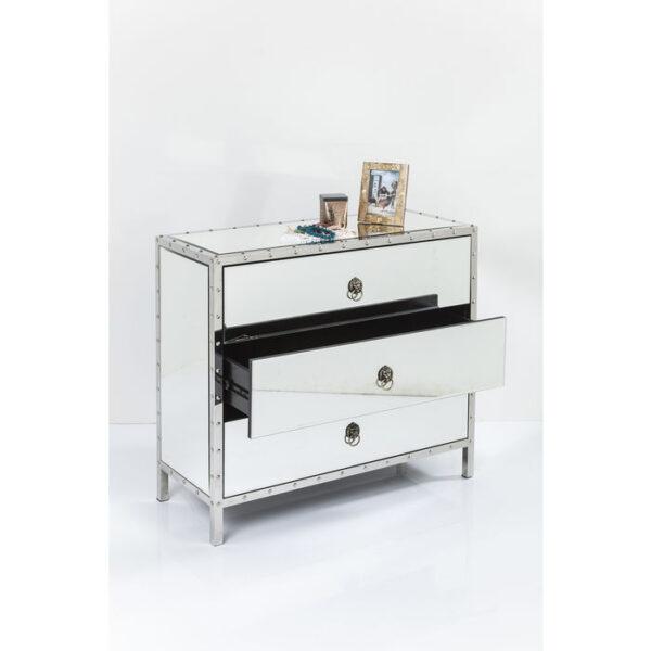 Kare Design Dressoir Rivet dressoir 81424 - Lowik Meubelen