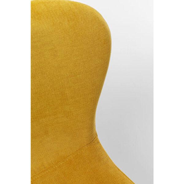 Kare Design Eetstoel Frida Yellow - (2/Set) eetstoel 85508 - Lowik Meubelen