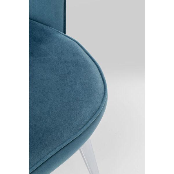 Kare Design Eetstoel Princess Blue - (2/Set) eetstoel 85514 - Lowik Meubelen