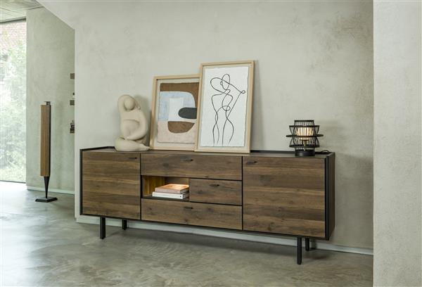 Fresno dressoir - 180 cm uit de Xooon collectie