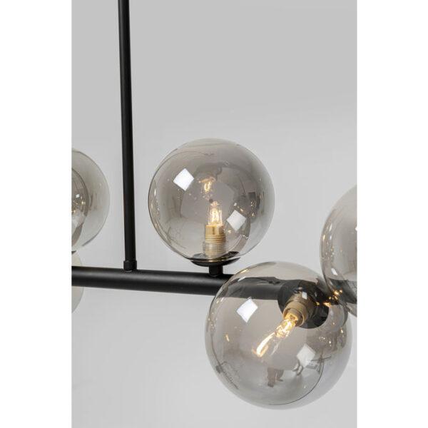 Kare Design Hanglamp Scala Balls Black 150cm hanglamp 52511 - Lowik Meubelen