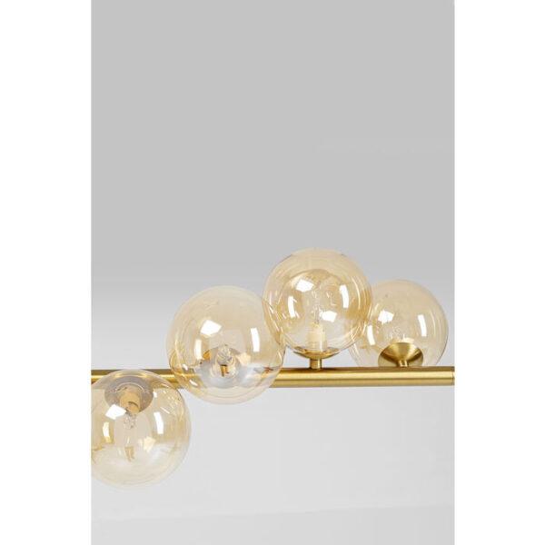 Kare Design Hanglamp Scala Balls Brass 150cm hanglamp 52512 - Lowik Meubelen
