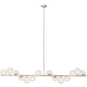 Kare Design Hanglamp Scala Balls Chrome 150cm hanglamp 52513 - Lowik Meubelen
