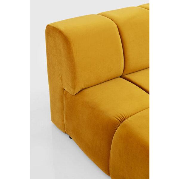 Kare Design Hoekbank Belami Amber Right hoekbank 85498 - Lowik Meubelen
