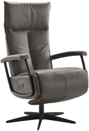 IN.House Relaxfauteuil Gearda L antraciet