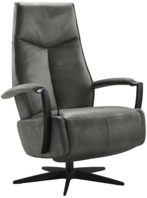 IN.House Relaxfauteuil Gearda M antraciet