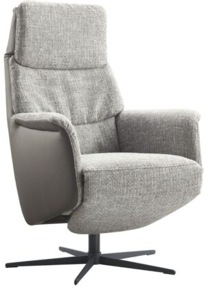 IN.House Relaxfauteuil Pomonti grijs  Relaxfauteuil