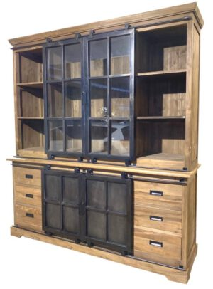 Livingfurn CAB - Porto 200 cm  Kabinetten
