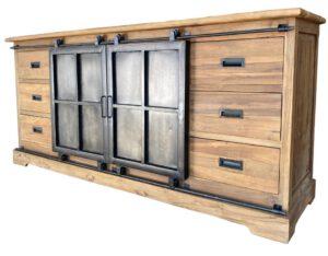 Livingfurn SID - Porto 200 cm  Dressoirs