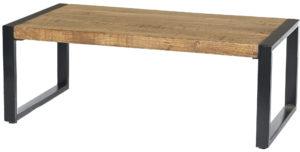 Livingfurn Salontafel Nairobi 110x60 cm  Salontafel