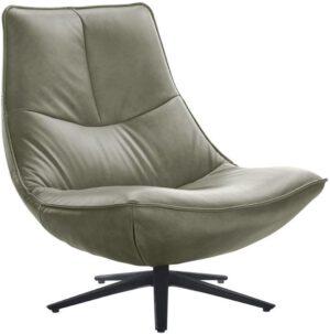 Monzone fauteuil - leder - express delivery uit de IN.House collectie