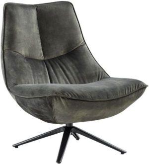 Monzone fauteuil - velvet - express delivery uit de IN.House collectie