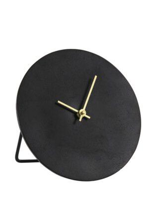 Profijt Meubel Klok antiek zwart Ø20 cm  Woonaccessoire