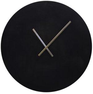 Profijt Meubel Klok antiek zwart Ø74 cm  Woonaccessoire
