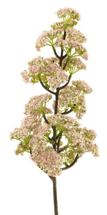 Profijt Meubel Kunstbloem Spring flower spray lt pink 63cm