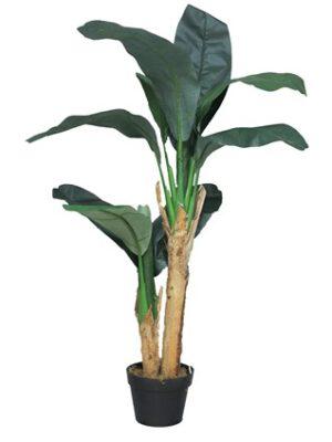 Profijt Meubel Kunstplant Banana tree in pot 120cm