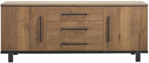 Pronto Wonen Dressoir Adanti (195cm breed) tabacco decor  Kast