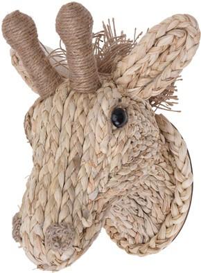 Pronto Wonen Giraffe Bogas 27 cm  Woonaccessoire