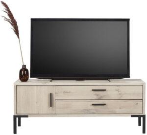 Pronto Wonen TV meubel Elance (120 breedte) schelp  Kast