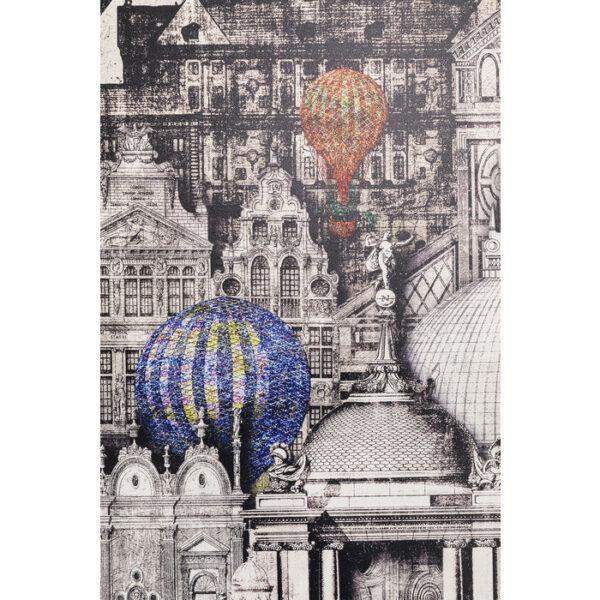Kare Design Schilderij Framed Balloons 160x260cm schilderij 52979 - Lowik Meubelen