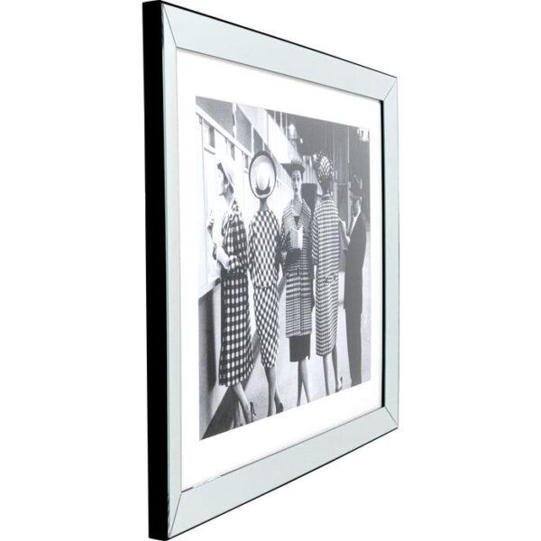 Kare Design Schilderij Framed Book Club 85x105cm schilderij 53051 - Lowik Meubelen