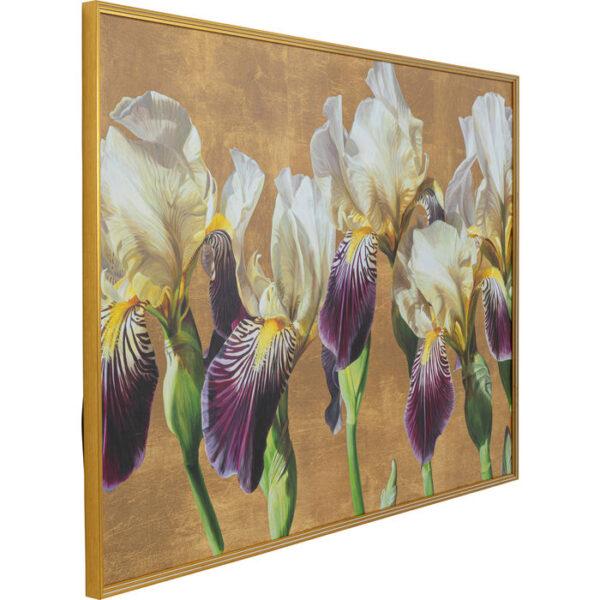 Kare Design Schilderij Framed Orchid 150x100cm schilderij 53047 - Lowik Meubelen