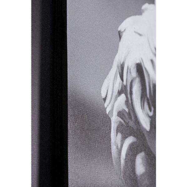 Kare Design Schilderij Framed Statue 100x125cm schilderij 52976 - Lowik Meubelen