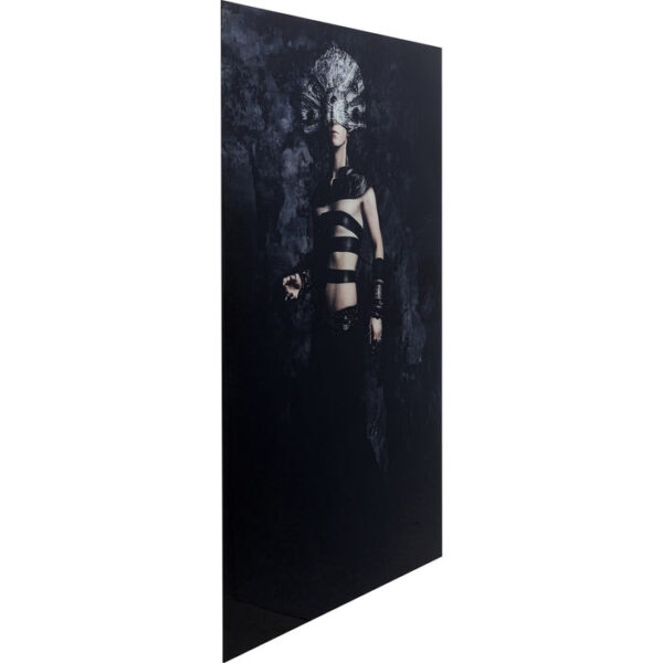Kare Design Schilderij Glas Fashion Adonis 100x150 schilderij 52591 - Lowik Meubelen