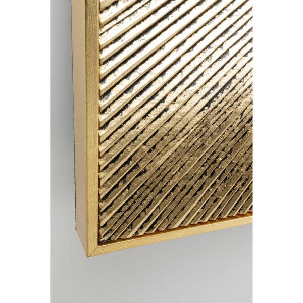 Kare Design Schilderij Object Illumino 80x80cm schilderij 53301 - Lowik Meubelen