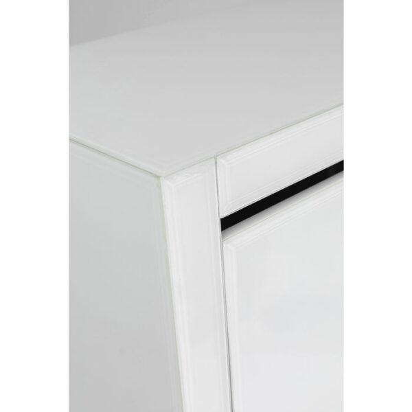 Kare Design Schoenenkast Luxury 4 White schoenenkast 85403 - Lowik Meubelen