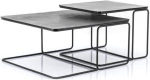 Scott salontafel - set/2 uit de Eleonora collectie