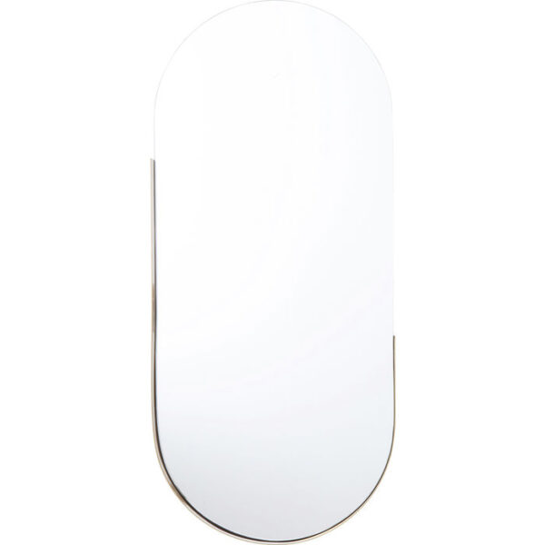 Kare Design Spiegel Hipster Oval 114x50cm spiegel 83806 - Lowik Meubelen